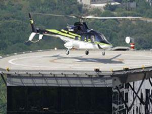 Zonguldak'a helikopter pisti inşa edilecek