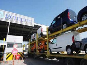 Otomotiv ihracatı yine daraldı