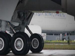 Ankara uçağı Trabzon'a mecburi iniş yaptı