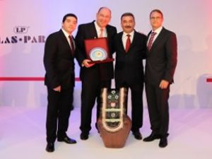 Laspar&Angst Pfister'den Türkiye'ye yatırım
