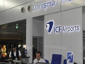 ICF Antalya Havalimanı bir ilke imza attı