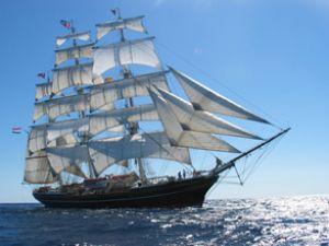 Randstad'ın eşsiz yelkenlisi Clıpper İstanbul'a geliyor