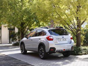 Subaru XV'ye en güvenli otomobil ödülü