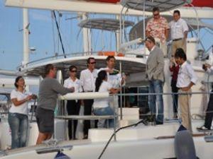 D-Marin Didim'de 500.Tekne coşkusu yaşandı