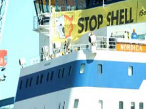 Petrol devi Shell'e petrol sızıntısı davası