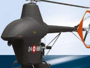 Yerli pilotsuz helikopter RİHA tanıtıldı