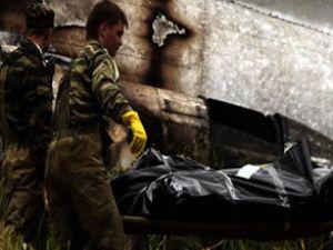 Be- 12 timi amfibi uçağı düştü: 3 ölü