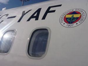 Sarı lacivertli kafileyi Borajet uçurdu