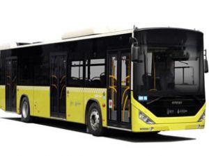 250 adetlik otobüs ihalesini Otokar kazandı