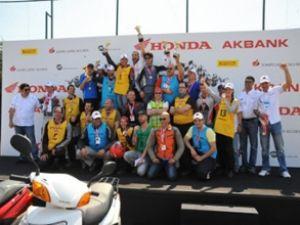 Honda'dan güvenli sürüş