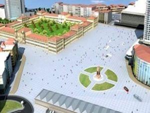 Taksim Meydanı böyle olacak
