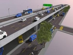 İzmir trafiğine çift katlı çözüm bulundu