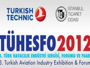 'TÜHESFO 2012' açılışını Yıldırım yapacak