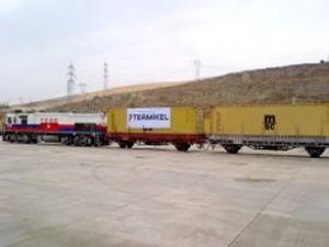 Medlog'dan demiryolu taşımacılığı