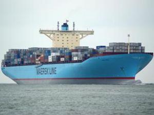 Maersk, Asya-Avrupa AE5 rotasını kapattı