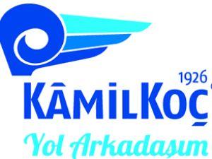 Kamil Koç 10 milyonuncu yolcusunu taşıdı