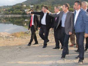 Ordu-Giresun Havalimanı inşaatı incelendi