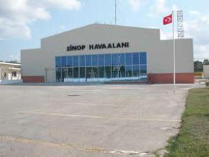 Sinop Havaalanı 1 buçuk yıl kapalı kalacak