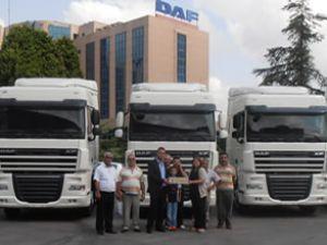 GAZİ-TUR Nakliyat, DAF ile yola devam dedi