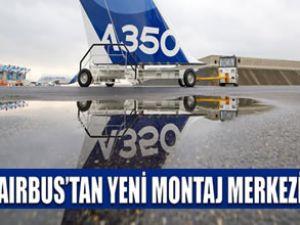 A350 XWB için yeni tesis açıldı