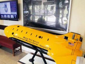 ABD'nin 'İnsansız denizaltı'sı 2017'de geliyor