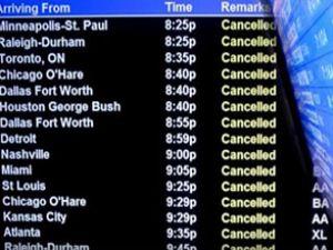 Sandy kasırgası ABD'yi de fena vurdu