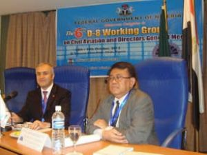 Sivil Havacılık İşbirliği için Nijerya'da toplandı