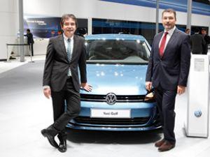 Volkswagen binek araçtan Avrupa Prömiyeri