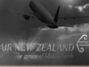 Air New Zeland reklam filmiyle dikkat çekti