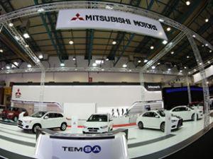 Mitsubishi Motors Autoshow'da sergileniyor