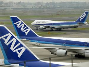 ANA, 1.700'den fazla uçuşunu iptal ediyor