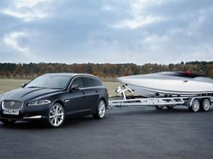 Jaguar XF Sportbrake sürat teknesi konsepti