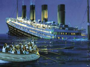 Titanic gemisi göz göre göre mi battı?