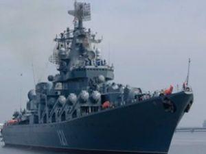 Savaş gemilerini İran Limanına demirleyecek