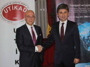 Lojistik sektörünü Türkiye'de buluşturacak