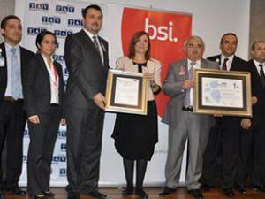 ISO sertifikasını alan ilk havalimanı oldu