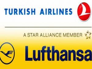 Lufthansa ve THY birbirinden hisse alacak
