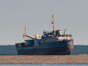 700 ton altın yüklü Rus gemisi bulundu
