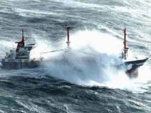 Denizlerimizde kuvvetli fırtına bekleniyor