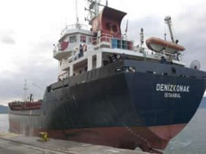Çanakkale Boğazı'nda yine gemi arızası