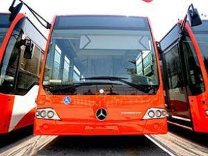 İzmir Büyükşehir 200 otobüs daha alıyor
