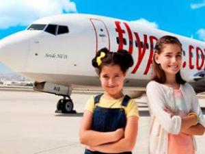 Pegasus uçaklarına kızınızın ismini verin