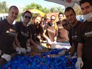 UPS çalışanları 775 saat gönüllü çalıştı