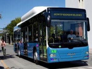 Gaziantep Belediyesi otobüslerine kavuşuyor
