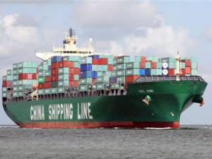 Çin gemisi füze parçası taşıyormuş