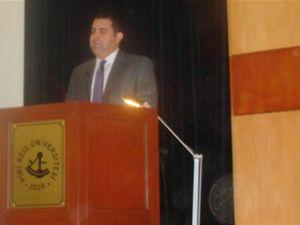 Piri Reis Üniversitesi, Horizon'u ağırladı