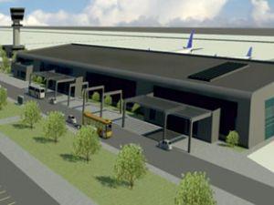 Zafer Havaalanı hazır hale getirildi