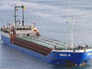 Birol N gemisinde 6 kaçak yakalandı