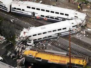 Mısır'da tren kazası: 65 ölü
