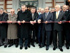 H. Ahmet Çelebi Camii'nin açılışı yapıldı